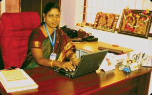 Ms.Vandamar Poonkuzhali.R Principal